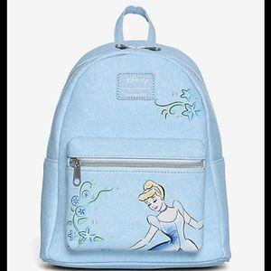 Loungefly Cinderella sketch Mini backpack